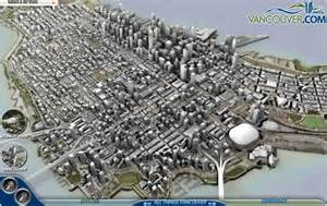 How To Make 3d Interactive Map Interactive 3d Map Of Vancouver Adam Muratoff