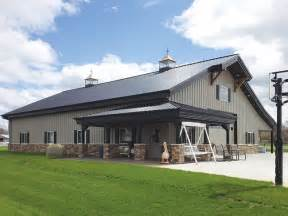 Barn Shop House 17 Best Ideas About Metal Buildings On Pole