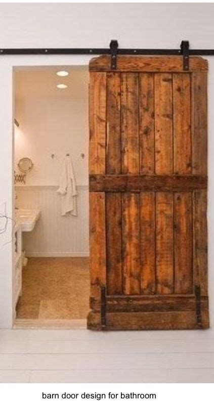 pocket barn door replacement for pocket door to bathroom home renovations