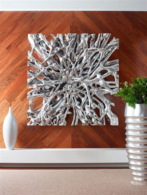 Bassett Dining Room Set square root wall sculpture contemporary wall