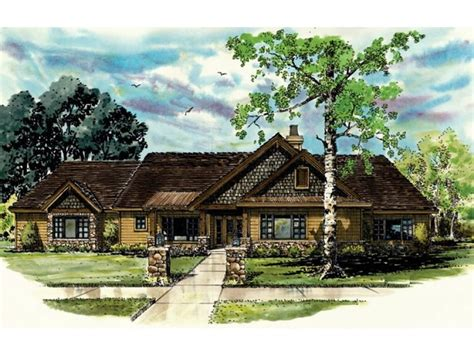 eplans chalet house plan four bedroom chalet 2196 17 best images about home plans on ranch homes