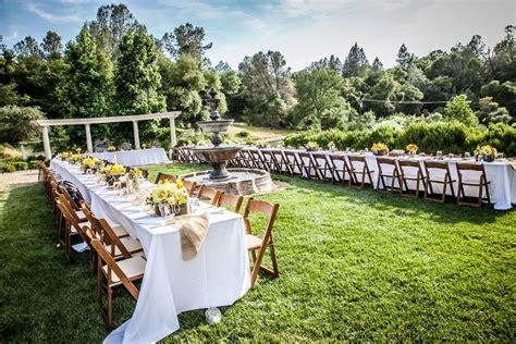 wedding venues el dorado county el dorado county wedding venue 187 venue vixens