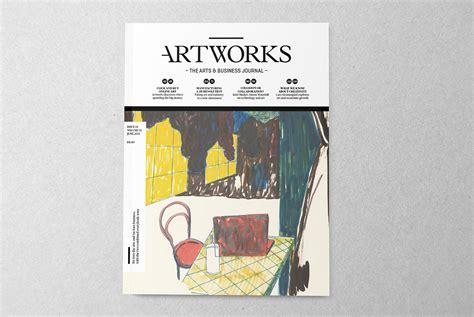 art design education journal artworks journal 01 editorial design art direction on