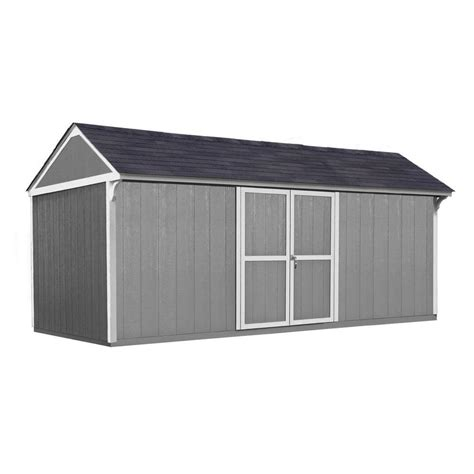 Tough Shed Home Depot by Tuff Shed Wood Sheds Sheds Garages Outdoor