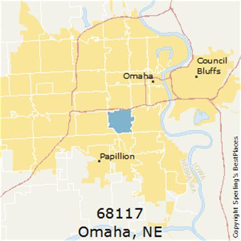 zip code map omaha best places to live in omaha zip 68117 nebraska