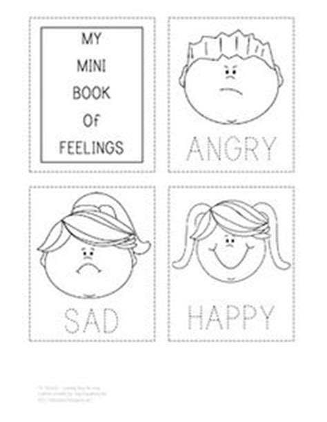 Printable Emotions Matching Game for Preschoolers   All