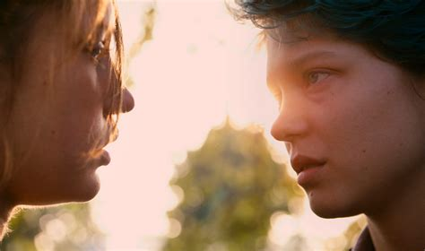 film blue is the warmest colour blue is the warmest color is the film that showed me