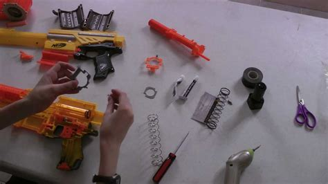 Modification Ucc by Orange Mod Works Alpha Trooper Cs 18 Kit Nerf
