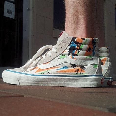 Sepatu Vans Skate High Starwars via ig iamrocketkyle vans vault x wars miami at at og sk8 hi lx underthepalms