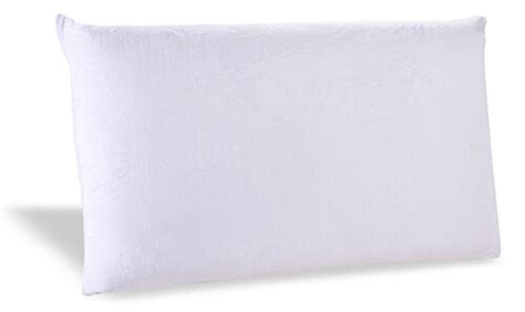 Best Pillow Brands by The Classic Brands Conforma Memory Foam Pillow Best Side Sleeper Neck Support Pillow Bamboo