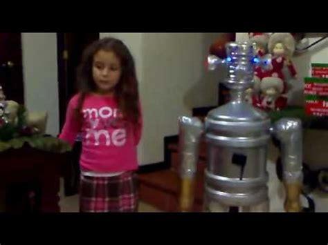 robots de trozos de botellas como hacerlos robot tobi wmv youtube