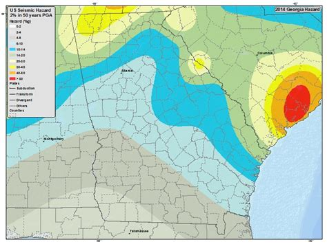 Uga Find Climate And Agriculture In The Southeast Small Earthquake Near Eatonton
