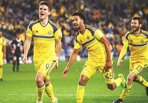 Top Victory Maron Vc37 soccer mac tel aviv on points with beersheba israel news jerusalem post