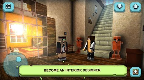 design a dream house game dream house craft design block building games android apps on google play