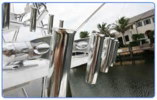 custom fishing boat accessories get your custom birdsall marine rod holders and