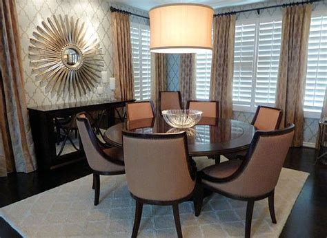 circular dining room table 23 unique dining room table designs
