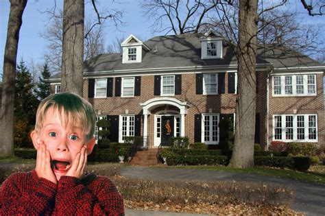 home alone turns 25 but how did the house hold up