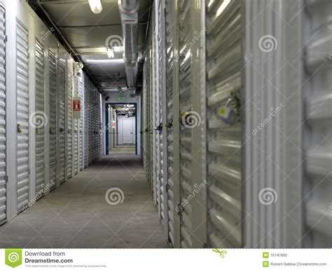 Inside Storage Units by Inside Storage Units Stock Photography Image 15147892