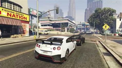 nissan gtr gta 5 gta v pc nissan gtr nismo mod version 1 1
