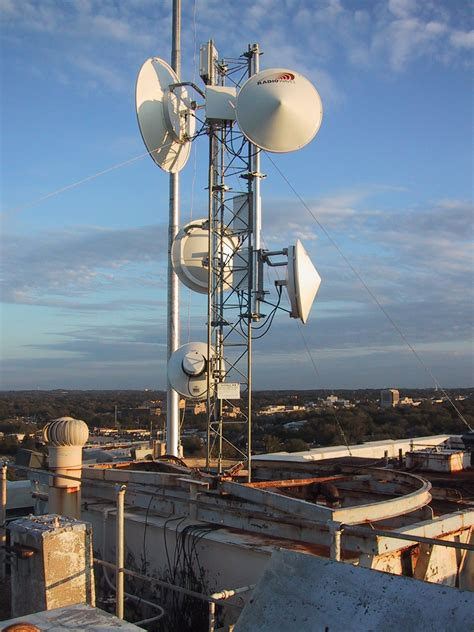 Microwave Wireless wireless service provider