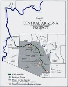 central arizona project map chap01