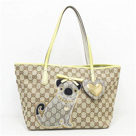 gucci pug bag jewelry total rakuten global market gucci gucci gg gucci gr pug tote bag 212374