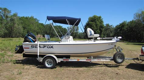 sea fox boats for sale used sea fox center console boats for sale page 6 of 6