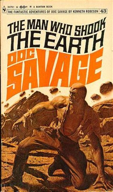 doc savage the ring of books the who shook the earth doc savage 43 by kenneth