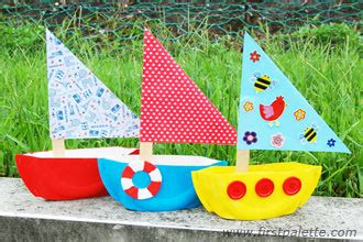 Paper Boat Craft For Preschoolers - paper plate sailboat craft crafts firstpalette