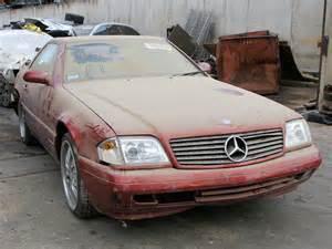 Mercedes Sl500 Parts 1999 Mercedes Sl500 R129 Parts Car Stock 005233