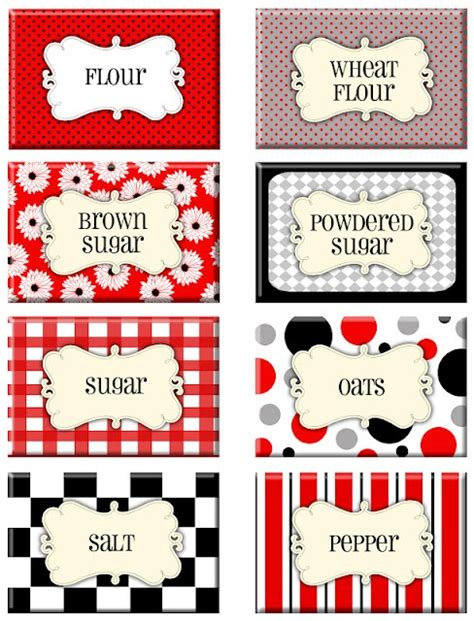 printable pantry labels free printable pantry labels homemaking homemade