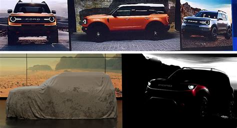 Ford Baby Bronco 2020 by New Ford Baby Bronco This Is Likely It As