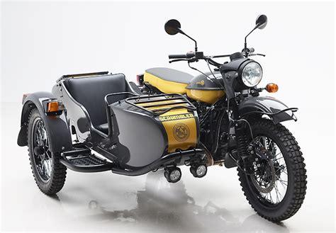 Motorrad Gespanne Ural by Ural Sondermodell Motorrad Gespanne
