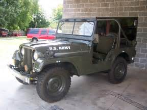 M38 Jeep Parts 1952 Jeep M38 A1 Stk 572 Gilbert Jeeps And 4x4 S