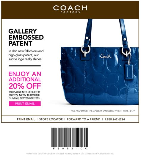 coach outlet printable coupon january 2015 free printable coupons coach coupons