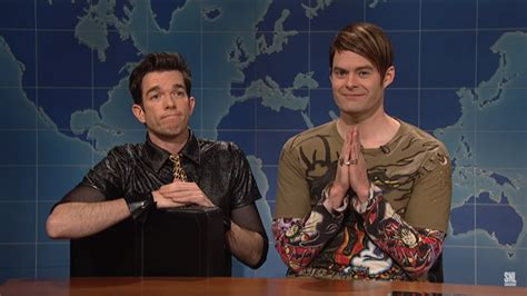 Sketches Mulaney Write by Former Saturday Live Writer Mulaney To Host Snl