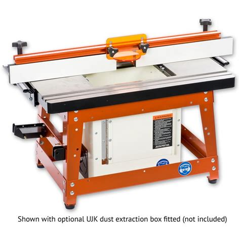 router for router table ujk technology compact router tables router tables
