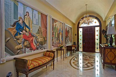 Foyer Villa by Grand Revival 15 Splendid Entryways That Bring Back