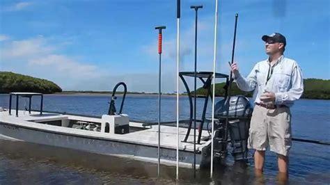 jon boat anchor pole multiple spikes for micro anchor youtube