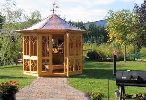 Pavillon Aus Stein by Pavillon Aus Holz Geschlossen Kaufen