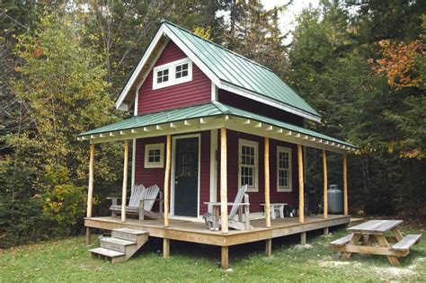 A Frame Cabins Kits by 10 215 16 Tiny House Shed In Vermont