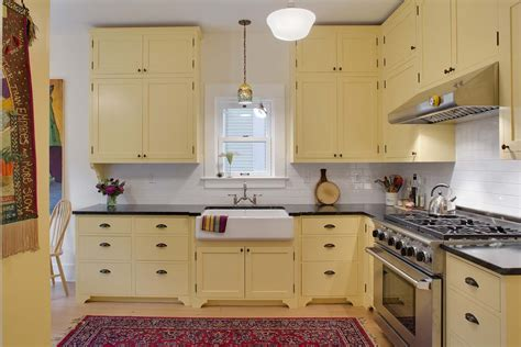 yellow kitchen cabinets eclectic kitchen 100 beautiful kitchens to inspire your kitchen makeover