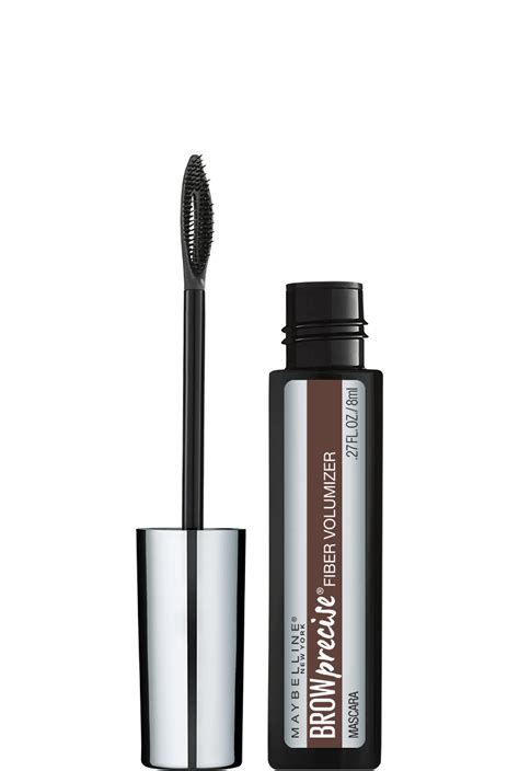 Maskara Gel Maybelline brow precise fiber volumizer eyebrow mascara maybelline