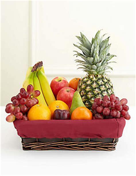 m s fruit basket traditional fruit basket