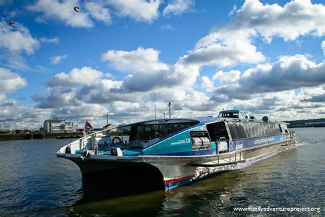 thames clipper driver 10 adventures in getting around london family adventure