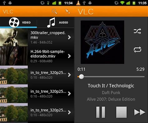vlc player for android top 5 best media players for android