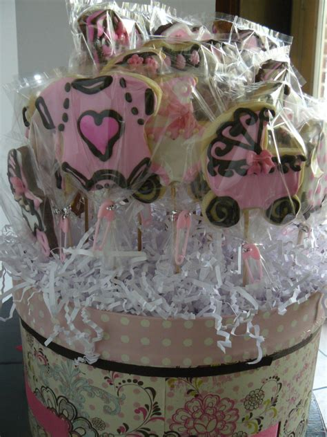 the woodlands cake boutique baby shower cookie bouquet