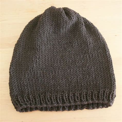 knitting patterns for beanies with needles 1000 images about needle knitting on