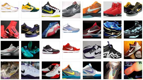 best basketball shoe colorways 100 best bryant sneaker colorways released