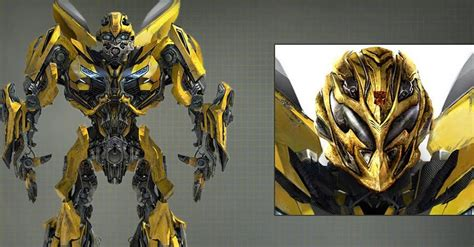 Robot Transformers Bumblebee this is bumblebee s robot form in new transformers